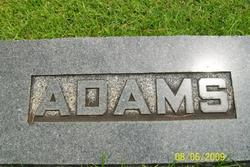 Florence Mae Adams