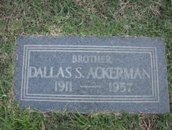 Dallas Strowm Ackerman