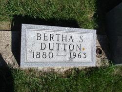 Bertha <i>Swearingen</i> Dutton