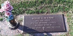 Willie Logan Wynne