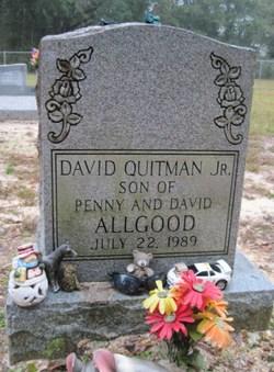 David Quitman Allgood, Jr