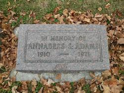 Annabess <i>Snodgrass</i> Adams
