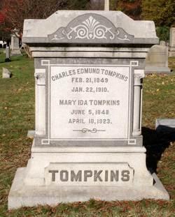 Charles Edmund Tompkins