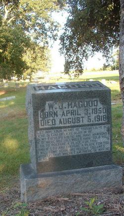 William John Hagood