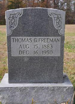 Thomas Graham Jack Freeman