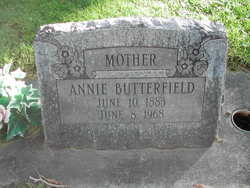 Annie Marie <i>Quest</i> Butterfield
