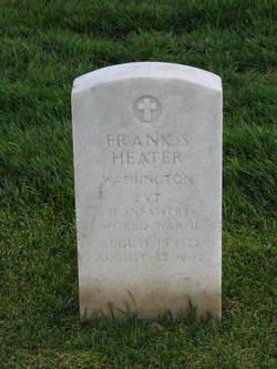 Frank Samuel Heater