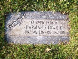 Dr Harman Smith Lowrie