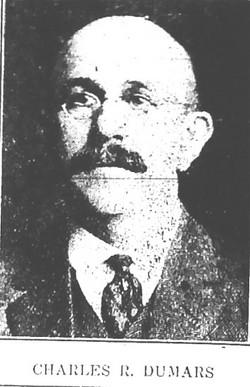 Charles Renton Dumars