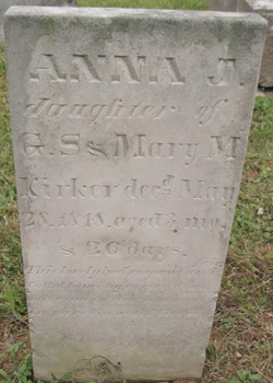 Anna J Kirker