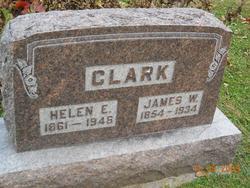 Helen Elizabeth <i>Crall</i> Clark
