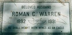 Roman Chester Warren, Sr