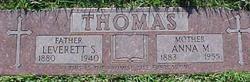 Anna <i>Sterba</i> Thomas