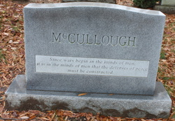 Frances <i>Blair</i> McCullough