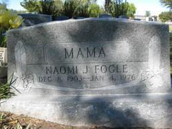 Naomi J <i>Cole</i> Fogle