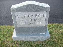Almeda <i>Blackledge</i> Byrd
