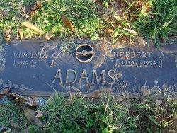 Herbert Andrew Adams