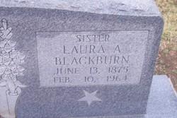 Laura A. <i>Dunagan</i> Blackburn