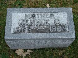 Jennie C <i>Wilson</i> Heflin