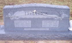 Athelene E. <i>Lipe</i> Frederick