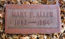 Mary P. <i>Pollack</i> Allen