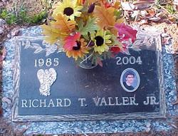 Richard Thaddeus Valler, Jr