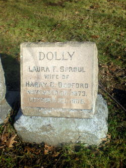 Laura F. Dolly <i>Sproul</i> Bedford