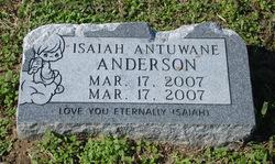 Isaiah Antuwane Anderson