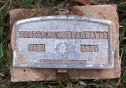 Alexander Watts Seagraves