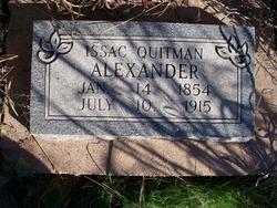 Isaac Quitman Alexander