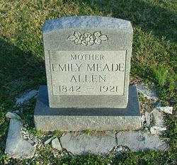 Emily <i>Meade</i> Allen