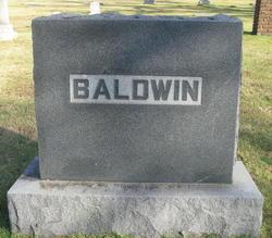 Lydia Jane <i>Peck</i> Baldwin