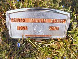 Amber Alaina Adams