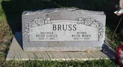 Ruth Marie <i>Olson</i> Bruss