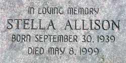 Stella Elaine <i>Watson</i> Allison