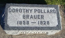 Dorothy M. <i>Pollard</i> Brauer
