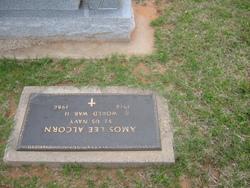 Amos Lee Alcorn