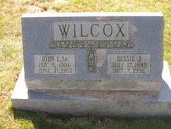 John Elmer Wilcox, Sr