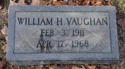 William H Vaughan
