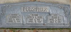 Zera L Pulsipher