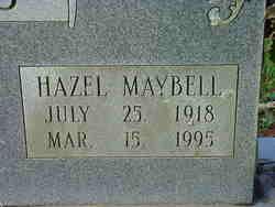 Hazel Maybell <i>Totherow</i> Huskins