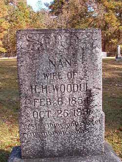 Nan Woodul