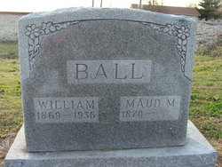 Maud M Ball
