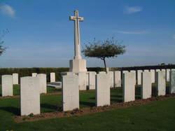 Beaurain British Cemetery