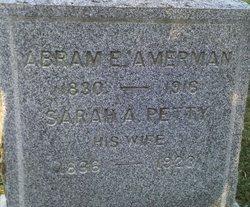 Abram E Amerman