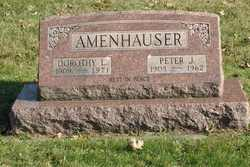 Dorothy L. Amenhauser