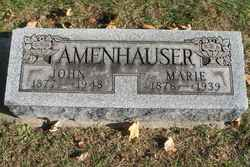 John Amenhauser