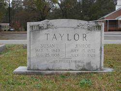 Susan <i>Garmon</i> Taylor