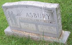 Lilly Mae <i>Lowe</i> Asbury