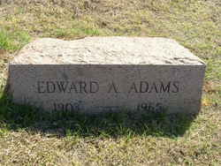Edward A. Adams